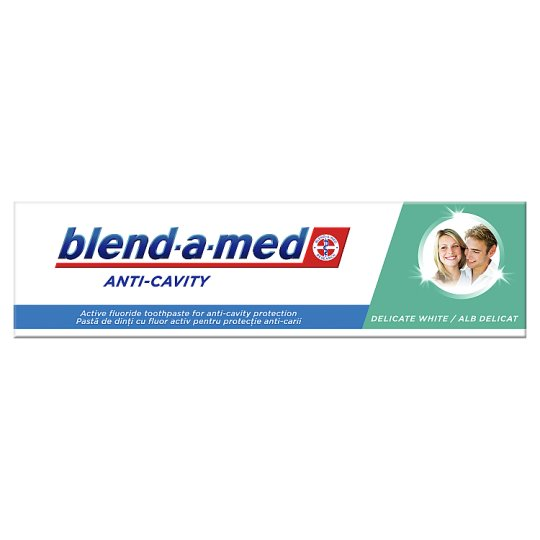 Blend-a-med Anti-Cavity Delicate White Zubní Pasta 100 ml