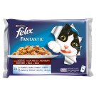 FELIX Fantastic with Rabbit and Lamb in Jelly 4 x 100g