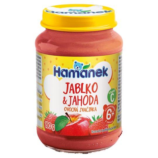Hamánek with Strawberries 190g