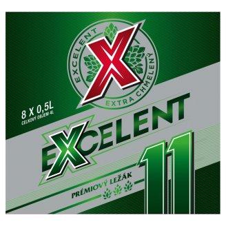 Excelent 11 Pale Lager 8 x 0.5L