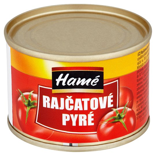 Hamé Tomato Puree Canned 70g