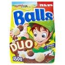 Bona Vita Duo Balls Mix Cereal Balls with Cocoa and White Chocolate Flavor 350g