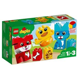 LEGO DUPLO Moji první skládací mazlíčci 10858