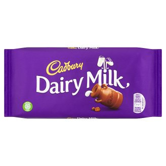 Cadbury Milk Chocolate 200g