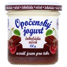 Bohemilk Opočenský Jogurt Cherry Chocolate Yoghurt 150 g