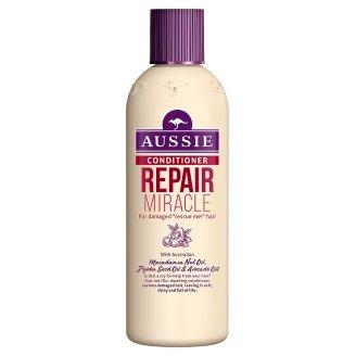 Aussie Repair Miracle Balzám Pro Poškozené Vlasy 250 ml