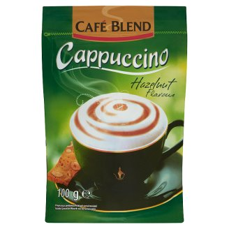 Café Blend Cappuccino Hazelnut Flavour 100g