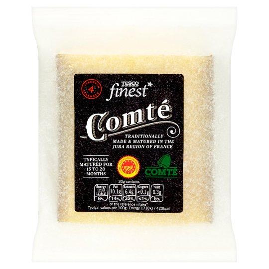 Tesco Finest Comté plnotučný tvrdý sýr 200g