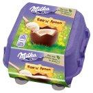 Milka Egg 'n' Spoon Milk Creme 4 x 34g