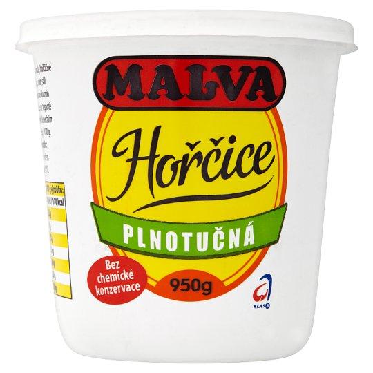 Malva Full-Fat Mustard 950g