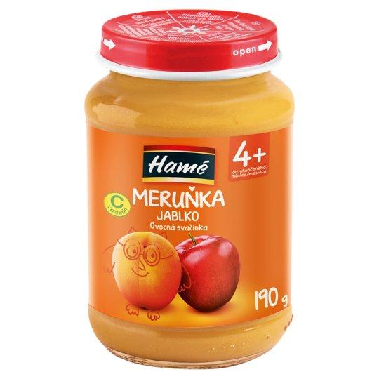 Cvrček Baby Food with Apricots 190g