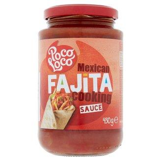 Poco Loco Fajita omáčka na vaření 430g