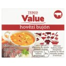 Tesco Value Beef Broth 6 x 10g