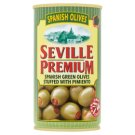 Seville Premium Green Spanish Olives Stuffed with Pimento 350g