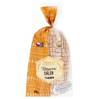 Tesco Bread Consumer with Cumin 800g