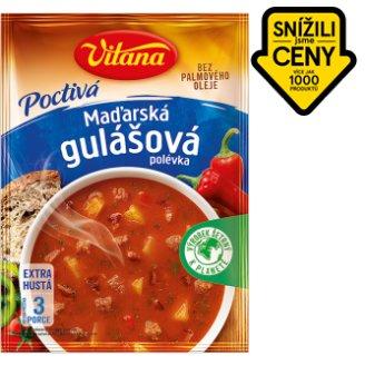 Vitana Poctivá polévka maďarská gulášová 125g