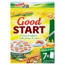 Bona Vita Good Start Cereal Mini Biscuits with Honey and Nuts 7 x 43g