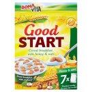Bona Vita Good Start Cereální mini sušenky s medem a ořechy 7 x 43g