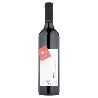 Vinselekt Michlovský André víno s přívlastkem pozdní sběr červené suché 0,75l