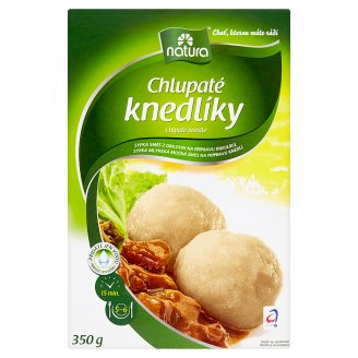 Natura Furry Potato Dumplings 350g