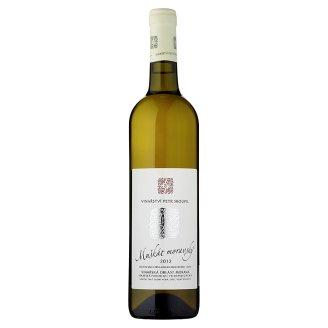 Vinařství Petr Skoupil Muškát moravský jakostní víno s přívlastkem kabinetní suché 750ml