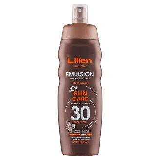 Lilien Sun Active Voděodolná emulze SPF 30 200ml