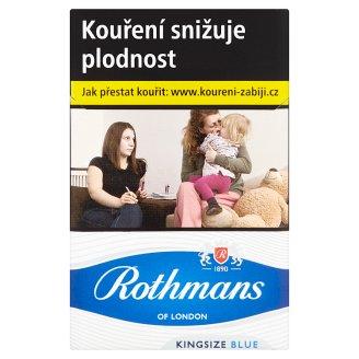Rothmans Blue cigarety s filtrem 20 ks