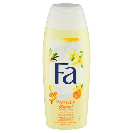 Fa pěna do koupele Vanilla Honey Yoghurt 500ml