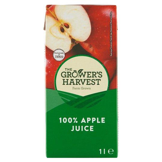 The Grower's Harvest 100% jablečná šťáva 1l