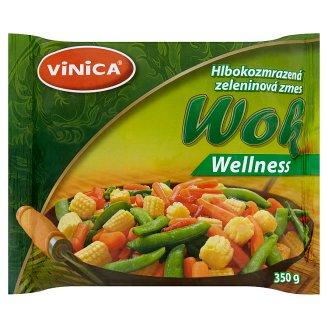 Vinica Hluboce zmrazená zeleninová směs Wok Wellness 350g