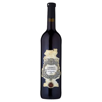 Tereziánské Sklepy Cabernet Sauvignon moravské zemské víno červené 0,75l
