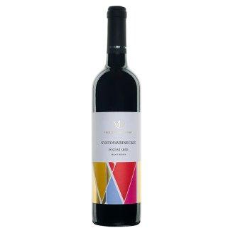 Vinselekt Michlovský Svatovavřinecké víno pozdní sběr, suché 0,75l