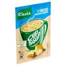 Knorr Cup a Soup 3 Cheeses Soup with Croutons 17g