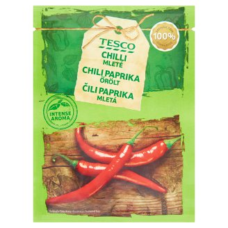 Tesco Ground Chilli 15g