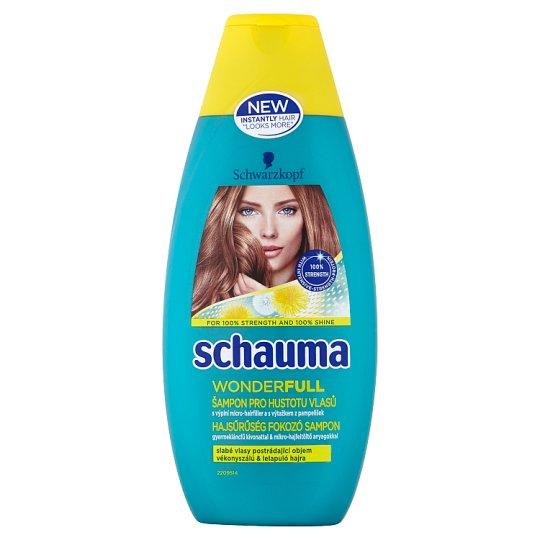 Schauma šampon pro hustotu vlasů Wonderfull 400ml