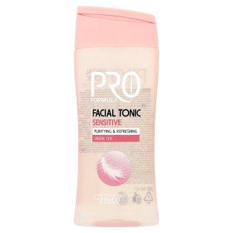 Tesco Pro Formula Pleťová voda pro citlivou pokožku 200ml