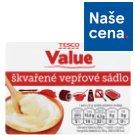 Tesco Value Škvařené vepřové sádlo 250g