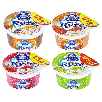 Mlékárna Kunín Rice Pudding 175g