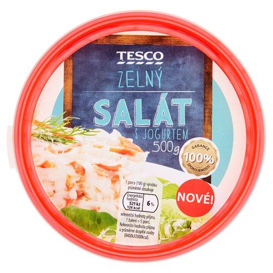 Tesco Cabbage Salad with Yoghurt 500g