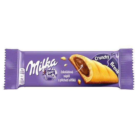 Milka Crunchy Break Plain 26g