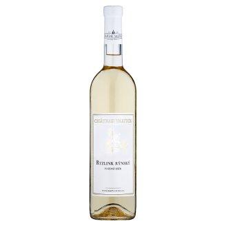Château Valtice Ryzlink rýnský pozdní sběr víno s přívlastkem suché 0,75l