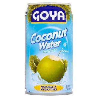 Goya Nápoj z kokosové vody ze zelených ořechů s kousky kokosové dužiny 350ml