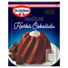 Dr. Oetker Premium Puding Hořká čokoláda 52g