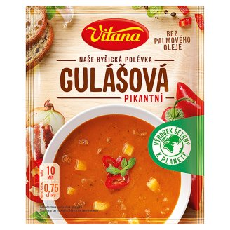 Vitana Gulášová pikantní polévka 72g