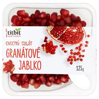 Titbit Fruit Salad Pomegranate 125g