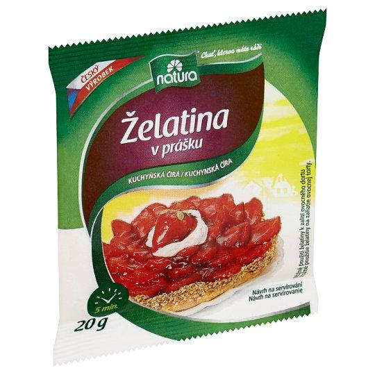 Natura Gelatin Powder 20g