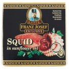 Kaiser Franz Josef Exclusive Squid in Sunflower Oil 80g