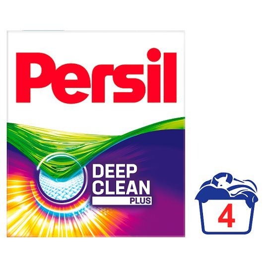 Persil 360° Complete Clean Color Prášek 4 praní 280g
