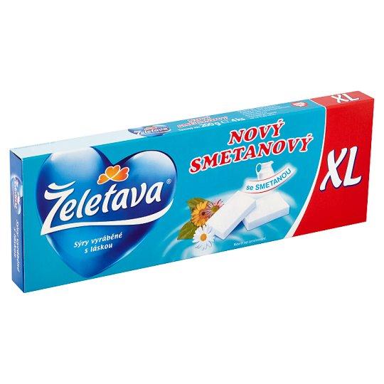 Želetava New Cream Spread Cheese XL 4 pcs 200g