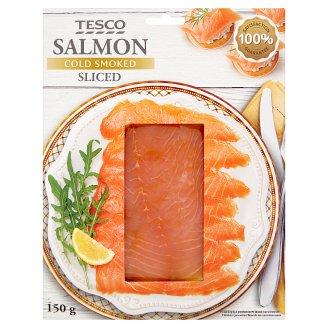 Tesco Salmon Cold Smoked Sliced 150g